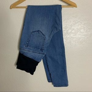 Isabel Maternity skinny jeans size 2